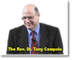 The Rev. Dr. Tony Campolo