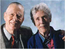 Drs. Margaret and Paul Brand