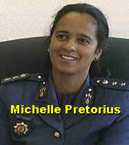 Michelle Pretorius